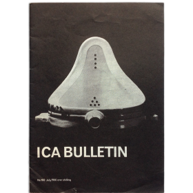 ICA Bulletin No. 160 July 1966