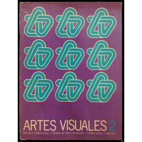 Artes Visuales. Revista trimestral. Número 2 - Primavera de 1974