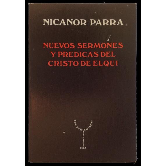 Nuevos sermones y prédicas del Cristo de Elqui