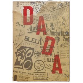 Dada. Monograph of a Movement. Monographie einer Bewegung. Monographie d'un mouvement
