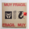 Muy frágil. Nos. 1 al 5. Barcelona, 1993-95 (completa)