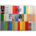 Programas Instituto Torcuato Di Tella - Buenos Aires, 1967-1970