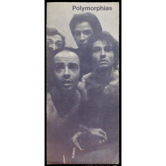 Polymorphias - Susana Zimmerman y Laboratorio de Danza. Instituto Torcuato Di Tella, Buenos Aires, 1969