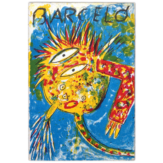 Miquel Barceló. Galería Trece, Barcelona, 20 d'Abril al 15 de Maig 1982