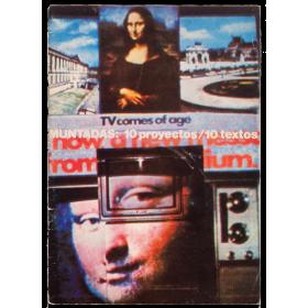 Muntadas: 10 proyectos / 10 textos. Galería Vandrés, Madrid, diciembre 1980 - enero 1981