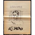 Quejido. Galería de arte Buades, Madrid, Mayo 1979