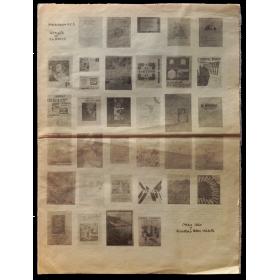 Galería de arte Buades, 1977. 4 años como espacio de expresión – Inauguración 14-11-73. Propuesta de temporada