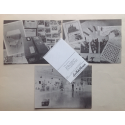 """EINA presenta """"Mostra Internacional de Tramesa Postal"""". La Sala Vinçon, Barcelona, 5 al 17 de Novembre de 1973"""