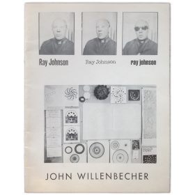 Ray Johnson - John Willenbecher