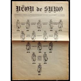 Neon de Suro. Fullet monogràfic de divulgació. Autor: Andreu Terrades, 1976