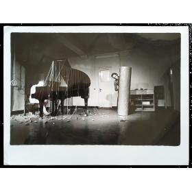 Concierto Zaj - Walter Marchetti y Juan Hidalgo. Milán, 1975 - (Performances Fiorucci)
