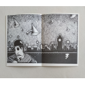 Piramidesx. Scenes of electric violence - Drawings by El Hortelano. Dic. 1976 - Nº 1