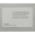 Miguel Trillo - Fotocopias. Galería Amadís, Madrid, del 10 al 23 de junio [1983]
