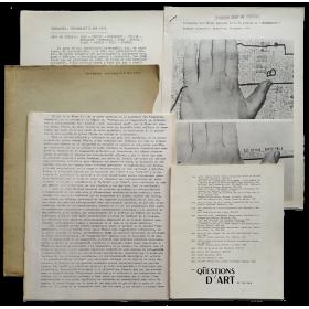 Conjunto documental Grup de Treball (1973)