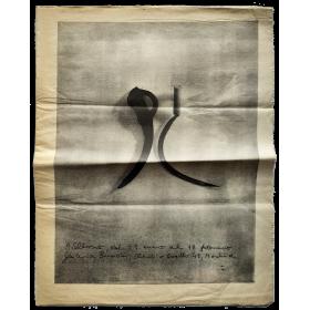 Adolf Schlosser. Galería Buades, Madrid, 23 Enero-17 Febrero 1979