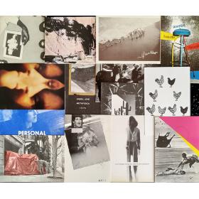 Conjunto invitaciones La Sala Vinçon (1973-1992)
