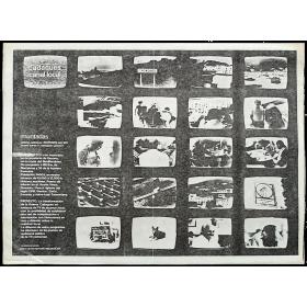 Muntadas - Cadaqués Canal Local. Galería Cadaqués, Cadaqués (Gerona), 26-27-28-29 julio 1974