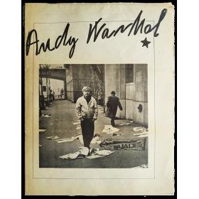 Andy Warhol. Galería Buades, diciembre 1976-enero 1977
