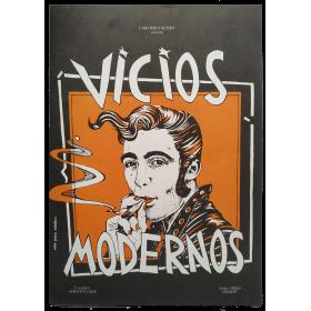 """Cascorro Factory presenta """"Vicios modernos"""""""