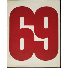 """""""69"""" ¡cinco años de zaj! - José Luis Castillejo, invierno 68-69"""