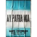 Ay, Patria Mía - Grupo Escombros, 1990