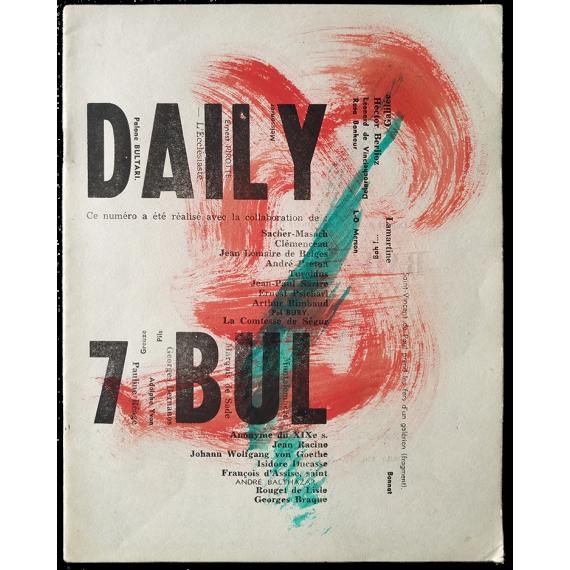Daily Bul n° 7 : Bah Wet !