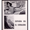 España en el corazón. Editado por la Internacional Situacionista (Región Europea del Oeste), Julio de 1964