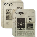 Graphiciens du Río de La Plata - Graphics from Río de La Plata. Galerie St. Petri - University of Lund (Sweden), September 1975