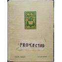 """Cuaderno """"Proyectos"""" - Grupo Escombros"""