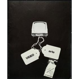 Video-Arte. Sala Cultura, Pamplona, 2-3-4 febrero 1981
