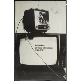 Barcelona: el vídeo al municipi 1980-1981
