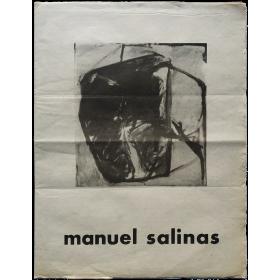 Manuel Salinas. Galería Buades, Madrid, noviembre 1981