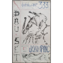 Joan Ponç. Galería Dau al Set, Barcelona, 11 de enero al 7 de febrero de 1974