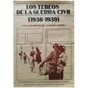 Los tebeos de la guerra civil (1936-1939). Una exposición de Antonio Martín