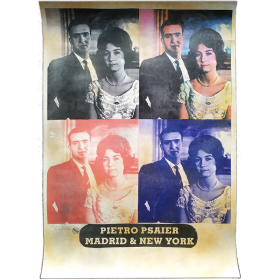 Pietro Psaier - Madrid & New York (1972)