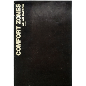 Allan Kaprow - Comfort Zones. Galería Vandrés, Madrid, June 1975