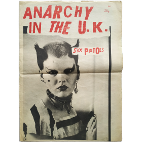 Anarchy in the U. K. - Sex Pistols
