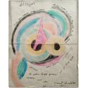"""Altazor"" - Vicente Huidobro, Robert Delaunay (1919)"