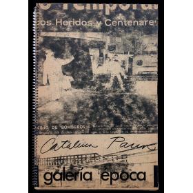 """""""Imbunches"""". Catalina Parra. Galería Época, Santiago de Chile, octubre - noviembre 1977"""