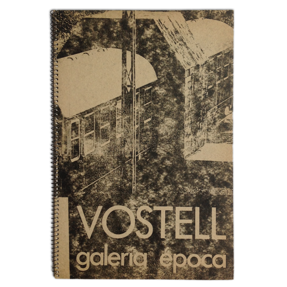 "Vostell. ""El huevo"" (environment). Documenta 6 – documentation"