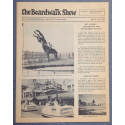 The Boardwalk Show - The Boardwalk Show / East. SJCC, Convention Hall, Atlantic City, New Jersey, May 18, 19, 20, 1971