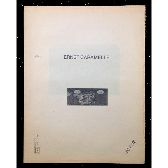 Ernst Caramelle. Galería Buades, Madrid, del 3 al 20 de Enero de 1979