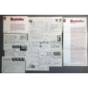 Antoni Muntadas. Sèrie emisió-recepció. Col·lecció de deu postals