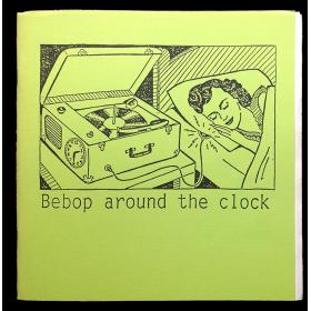 Bebop around the clock. Mail jazz art
