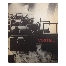 Wolf Vostell (de 1958 a 1979). Envolvimento, Pintura, Happening Desenho, Video, Gravura, Multiplo