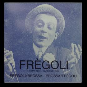 Frègoli/Brossa - Brossa/Frègoli. Museu dels Joguets, Figueres, Març 1990