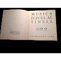 Música d'avui al Tinell. Club 49, Barcelona, primavera 1968
