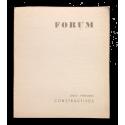 Once pintores constructivos. Forum Galería de Arte, Buenos Aires, 2 al 17 de Setiembre de 1966
