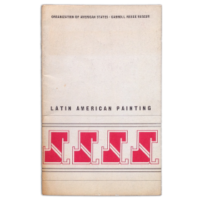 Latin American Painting. Carroll Reece Museum, East Tennessee State University, 2 April - 30 April 1969