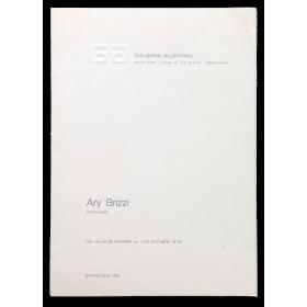 Ary Brizzi - Pinturas. Galería Austral, La Plata, Argentina, del 15 de setiembre al 4 de octubre 1979